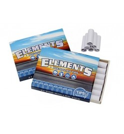 Filter Tips Elements Pre-Rolled