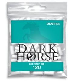 Filtre Tigari Dark Horse Slim Menthol