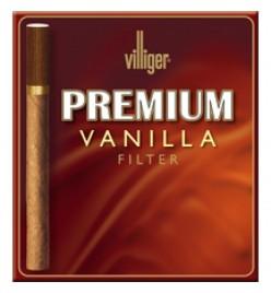 Tigari de foi Premium Vanilla Filter No. 10