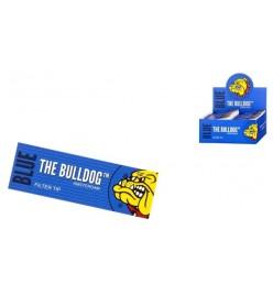 Filter Tips Bulldog Blue