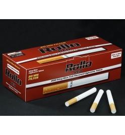 Tuburi Tigari Rollo King Size Red 200