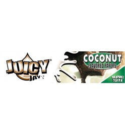 Foite Juicy Jay's Coconut KS Slim