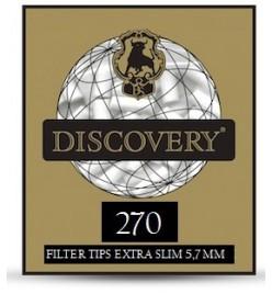 Filtre Tigari Discovery Extra Slim