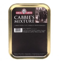 Tutun de Pipa Samuel Gawith Cabbie's Mixture 50g
