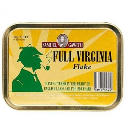 Tutun de Pipa Samuel Gawith Full Virginia Flake 50g