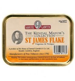 Tutun de Pipa Samuel Gawith St. James Flake 50g