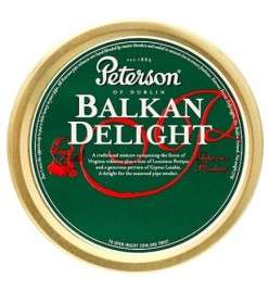 Tutun de Pipa Peterson Balkan Delight 50g