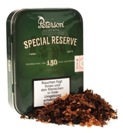Tutun de Pipa Peterson Special Reserve Limited Edition 2015 100g