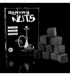 Carbuni Narghilea KAYA Coco Nuts 1 kg