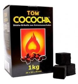 Carbuni Narghilea Tom Cococha Premium Gold 1 kg