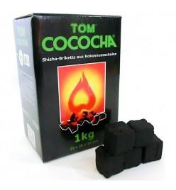 Carbuni Narghilea Tom Cococha Green 1kg