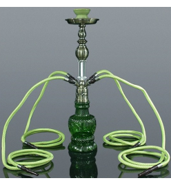 Narghilea DM21 Green 65 CM