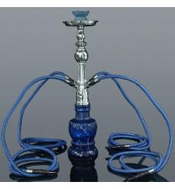 Narghilea DM19 Blue 65 CM