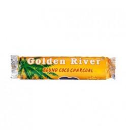 Carbuni Narghilea Golden River Cocos 40 mm