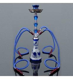Narghilea DM9 Blue 55 CM