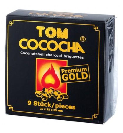 Carbuni Narghilea Tom Cococha Premium Gold