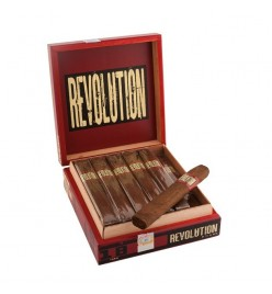 Trabucuri A. Turrent Revolution Toro Box 18