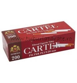 Tuburi Tigari Cartel Filter Plus 200