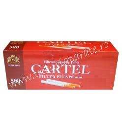 Tuburi Tigari Cartel 500 Filter Plus