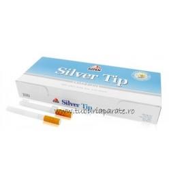 Tuburi Tigari Gizeh Silver Tip Carbon Filter
