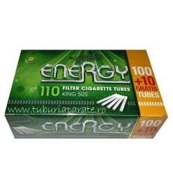 Tuburi Tigari Energy Mentolat 110