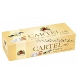 Tuburi Tigari Cartel Vanilie 200