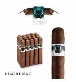 Trabucuri Schizo Hercule 70 x 7 Nicaragua 20