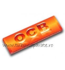 Foite Rulat Tutun OCB Orange