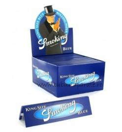 Foite Rulat Tutun Smoking Blue KS