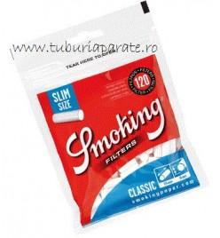Filtre Tigari Smoking Slim Classic
