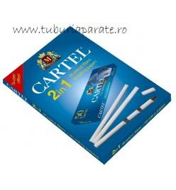Filtre Tigari Cartel Extra Slim 2in1