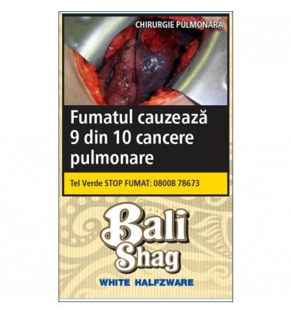 Tutun Bali Shag White Halfzware 40g