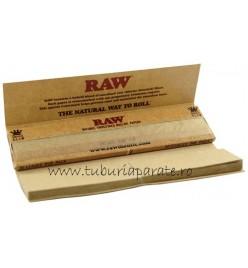 Foite Rulat Tutun RAW Slim KS + Filter Tips
