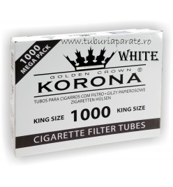 Tuburi Tigari Korona White 1000