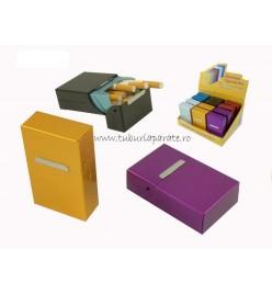 Pachet Tigari Clic Box Aluminiu