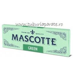 Foite Rulat Tutun Mascotte Green