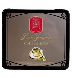 Tigari de foi La Aurora Leon Jimenes Cafe Dominicano Tin 10