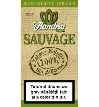 Tutun Flandria Sauvage 30g