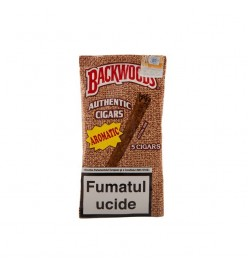 Tigari de foi Backwood Aromatic 5