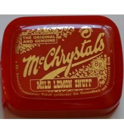 Tutun De Prizat Mc Chrystals Mild Lemon 8g