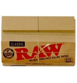 Foite Rulat Tutun RAW 1 1/4 + FT