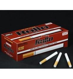 Tuburi Tigari Rollo Red Ultra Slim 200