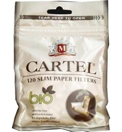 Filtre Tigari Cartel Bio Slim