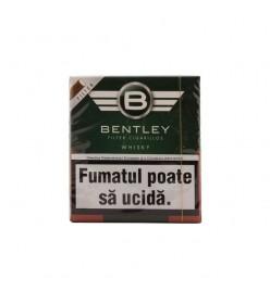 Tigari de foi Bentley Filter Cigarillos Whisky 20